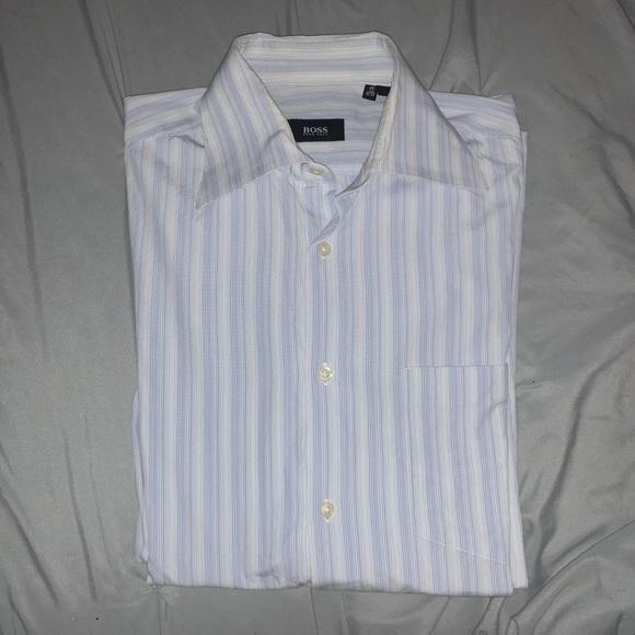 2f1baf2cb Hugo Boss Other - Price ⬇ BOSS Hugo Boss Shirt - 15 32/33